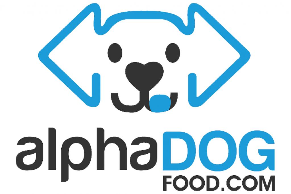 Alpha Dog Food logo