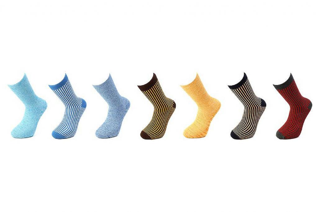 Bertrand's Proper Socks 7 Pairs