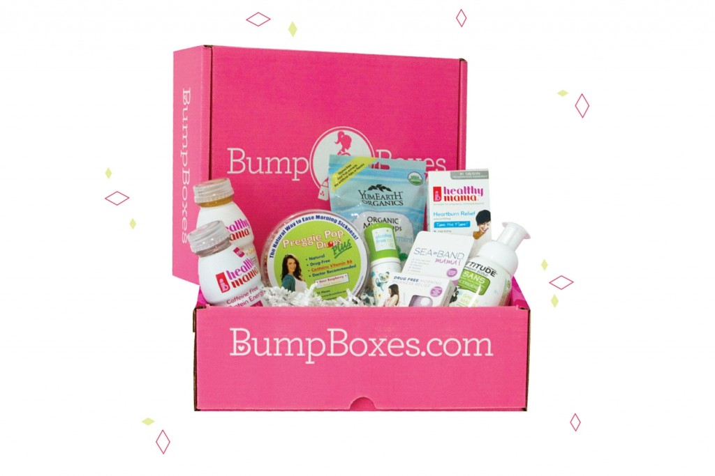 Pregnancy Subscription Box - Bump Boxes product photo