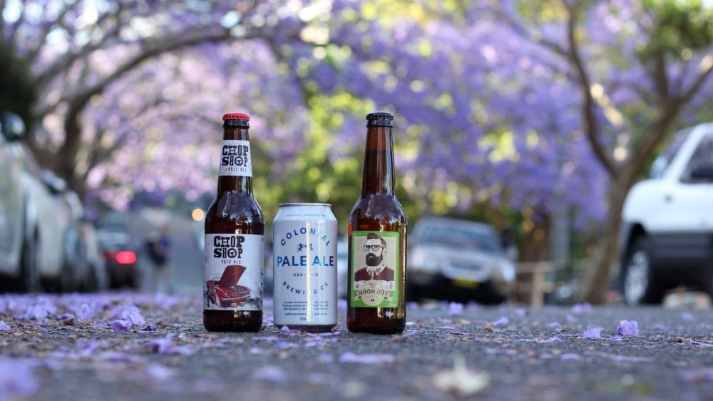 Friday Beers spring selection